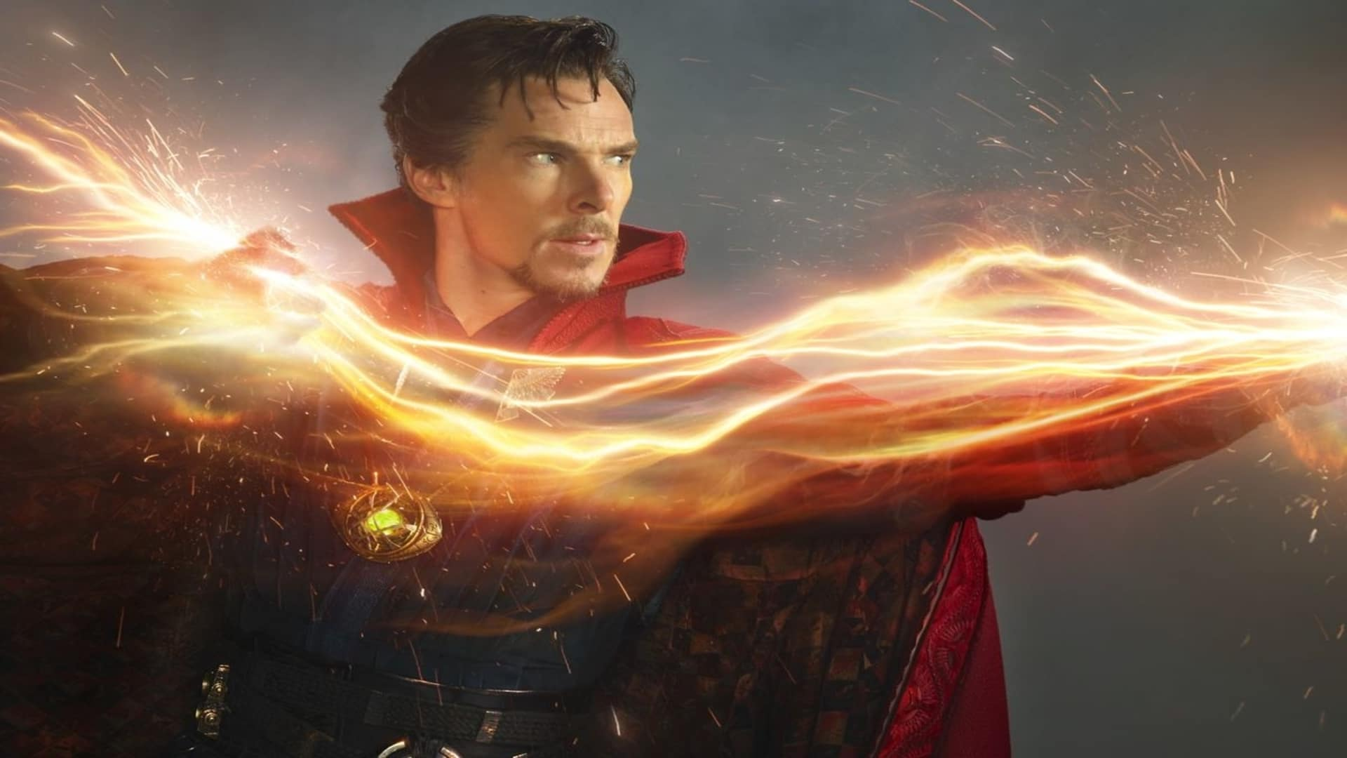 A Piece of Art reveals Doctor Strange's New and Unique Cape!!