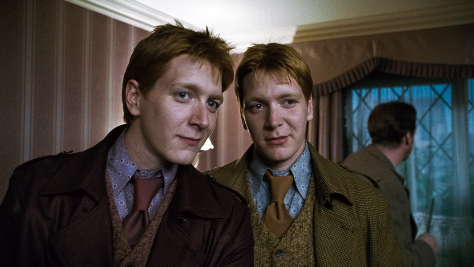 Fred and George knew the dark secrets