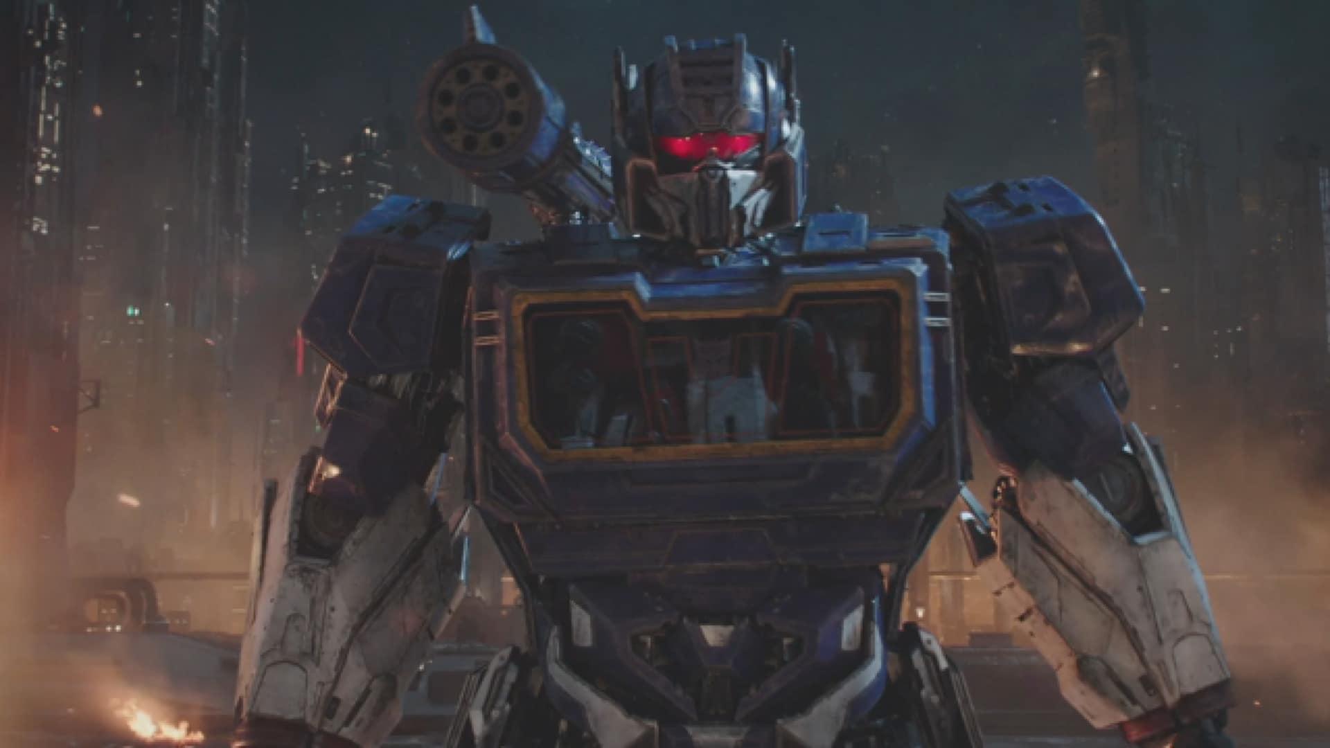 Transformers prequel in development