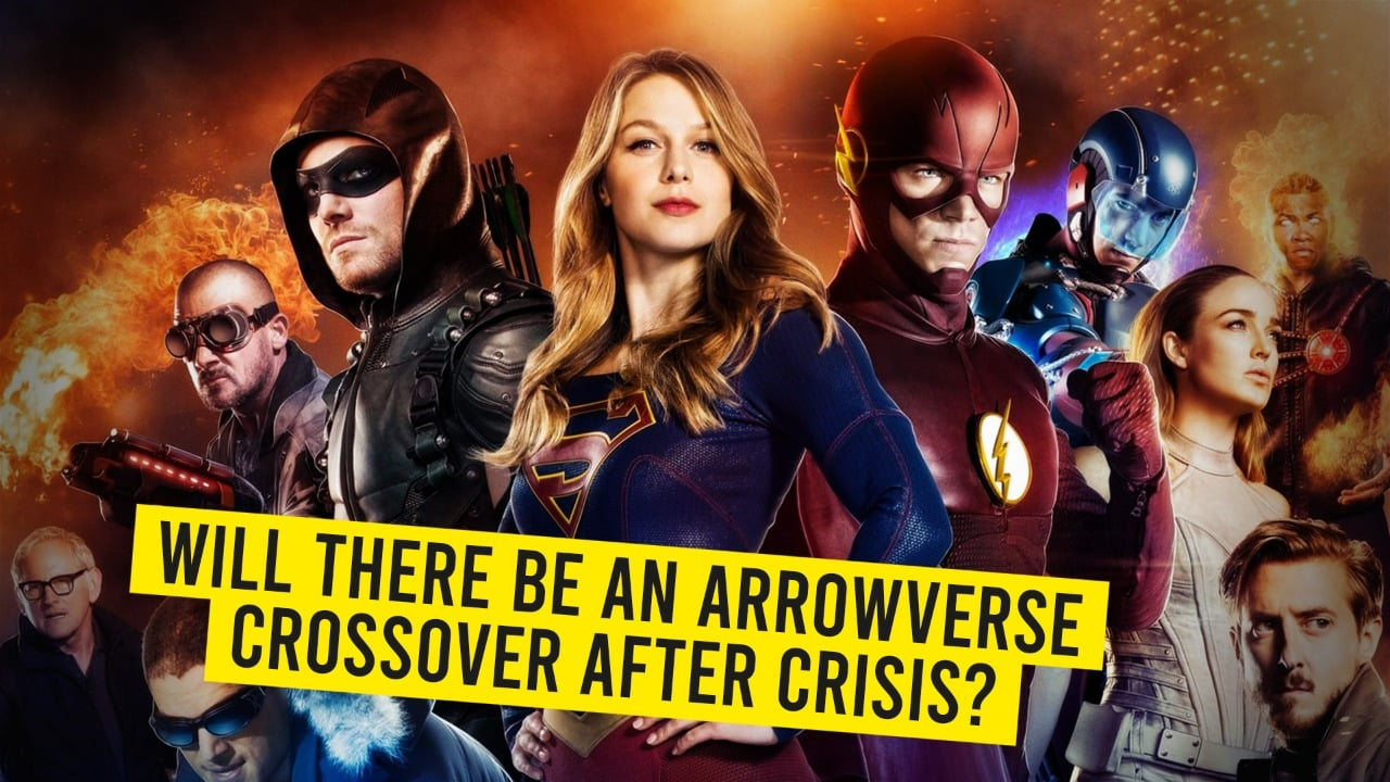 Will There Be An Arrowverse Crossover After Crisis?