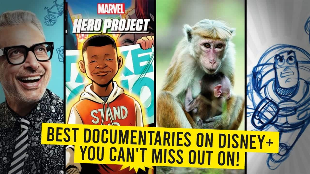 Best Documentaries On Disney+ You Can't Miss Out On!