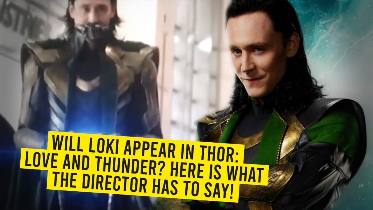 Loki Appearance in Thor 4 i.e Thor: Love and Thunder