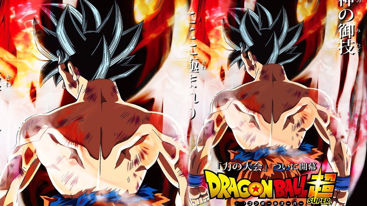 Dragon Ball Super: Goku's rumored image