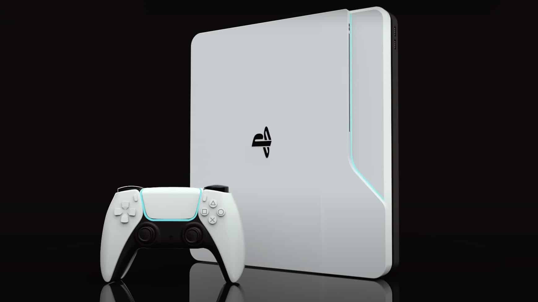 The new PS5