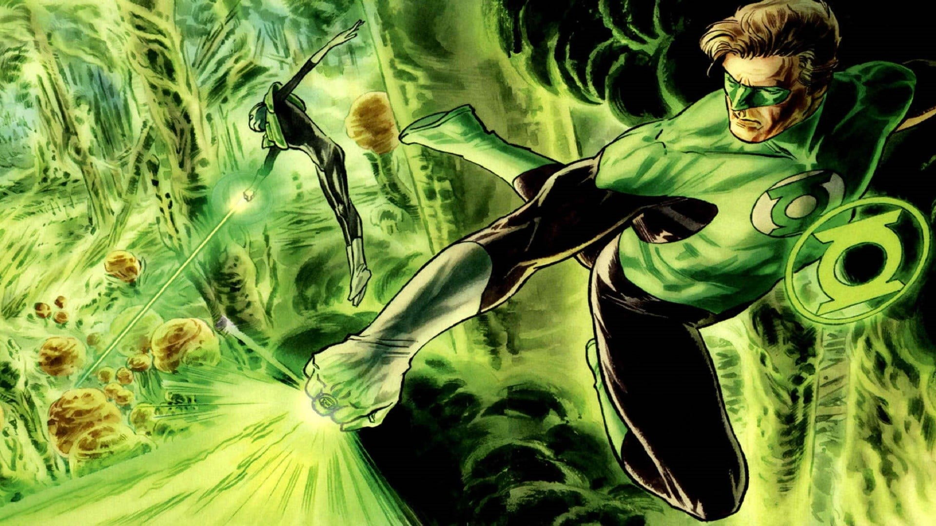 James Tynion Debuts original Art From His And Frank's Green Lantern Tale!