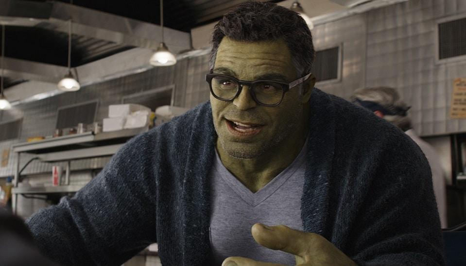 The Smart Hulk