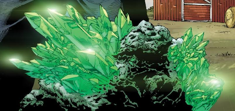 Kryptonite was a huge danger to entire Earth.