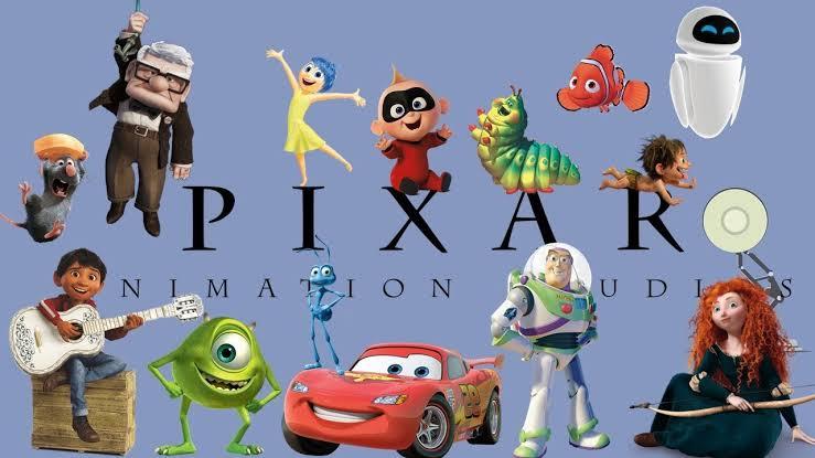 An untitled Pixar movie