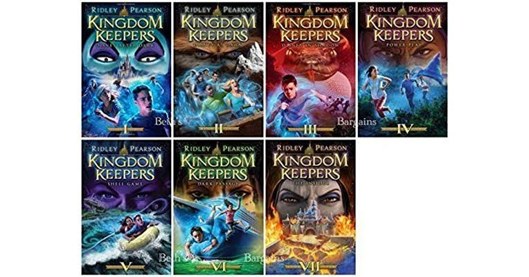 The Kingdom Keepers- Disney After Dark
