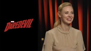 Deborah Woll in Daredevil