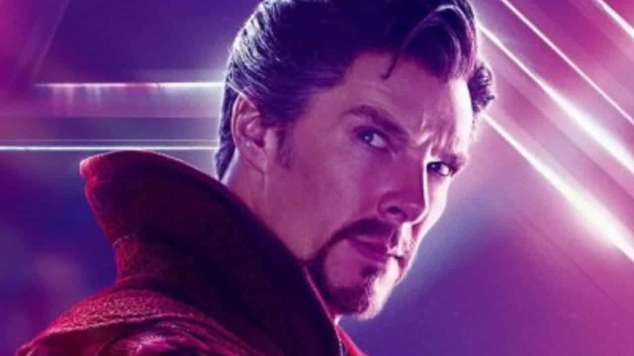 Dr Strange in Endgame