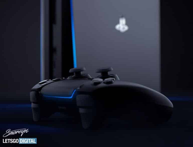 PS5: The new look