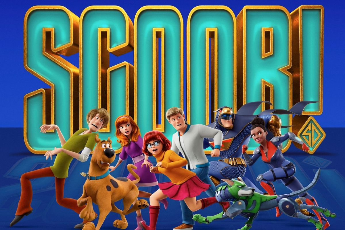 scoob digital release poster