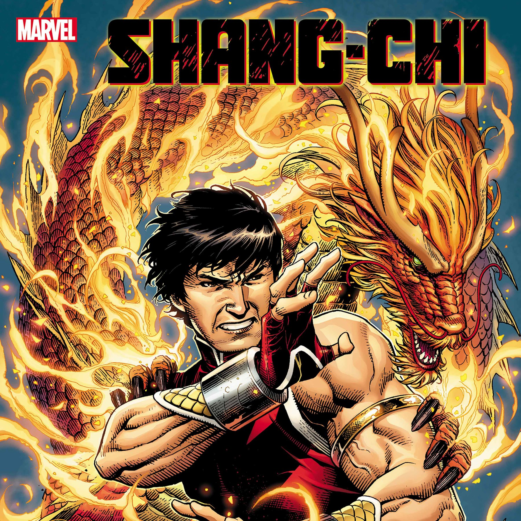 Poster of the upcoming Marvel film - Shang Chi.