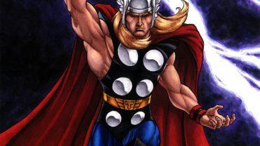 Thor's New Helmet Is A Fresh Twist On Classic Look