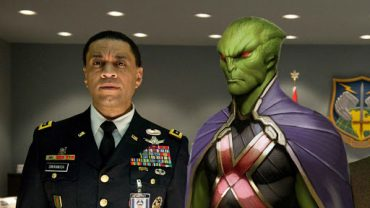 New Images From Justice League Franchise Tease Martian Manhunter in Snyder Cut
