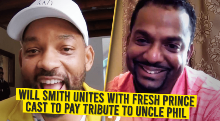 Will Smith's tribute to Uncle Phil