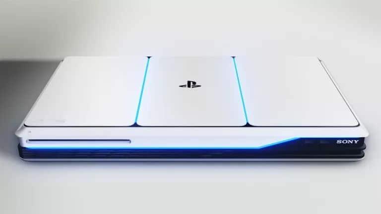 New PS5 Design