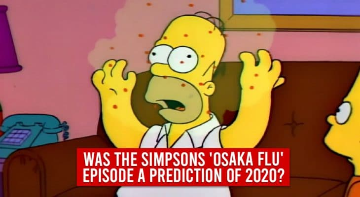 Simpsons Osaka Grippe