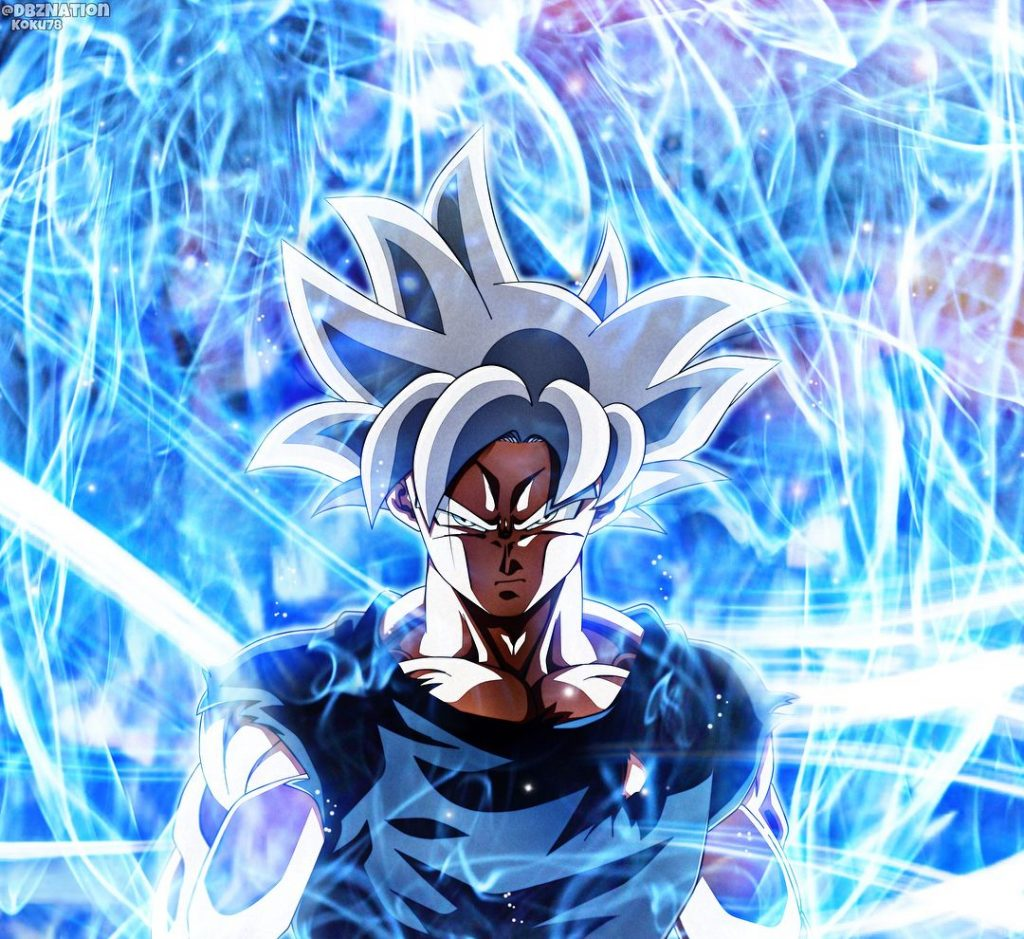 The New Look of Ultra Instinct