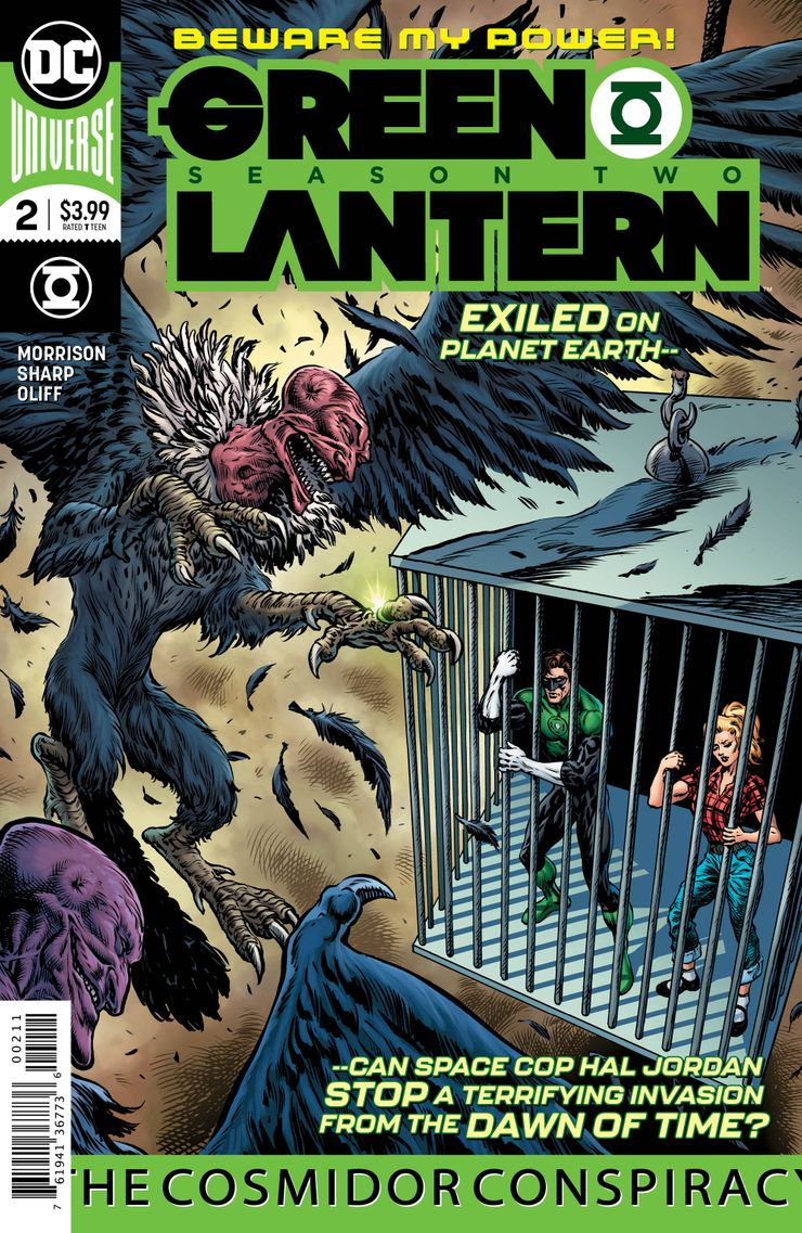 Green LanternSeason 2