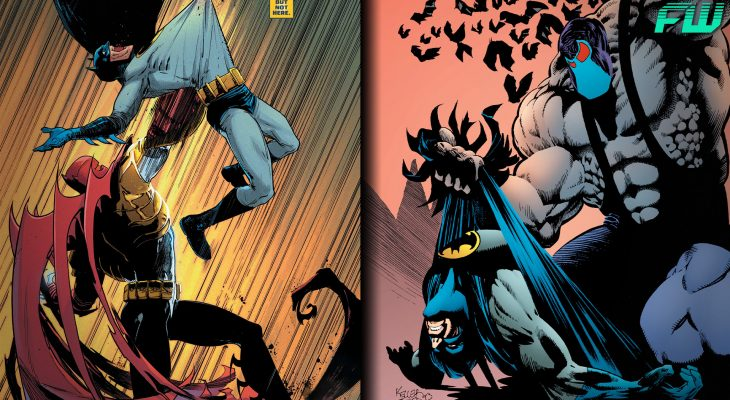 Reasons Knightfall is the Greatest Batman