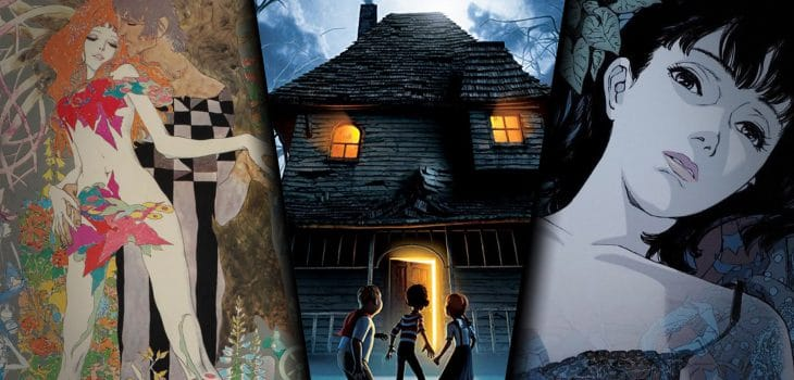 Best Animated Horror Movies