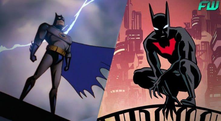 Batman Set To Fight Batman Beyond