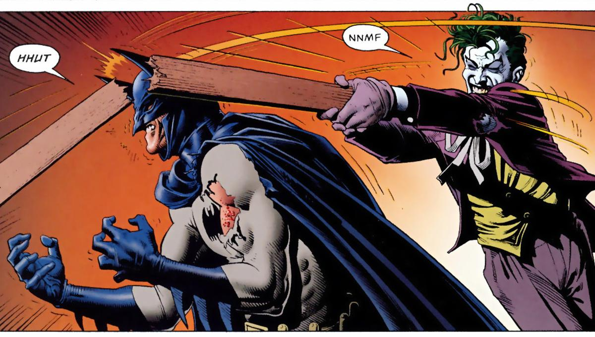 Batman The Killing Joke Deutsch