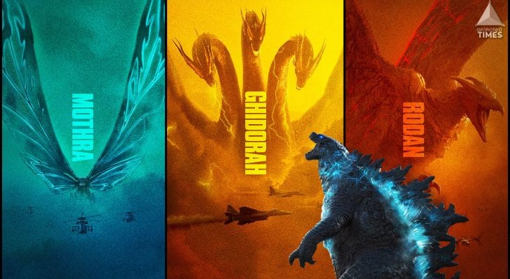 The Titans of Godzilla
