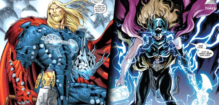 Versions of Thor