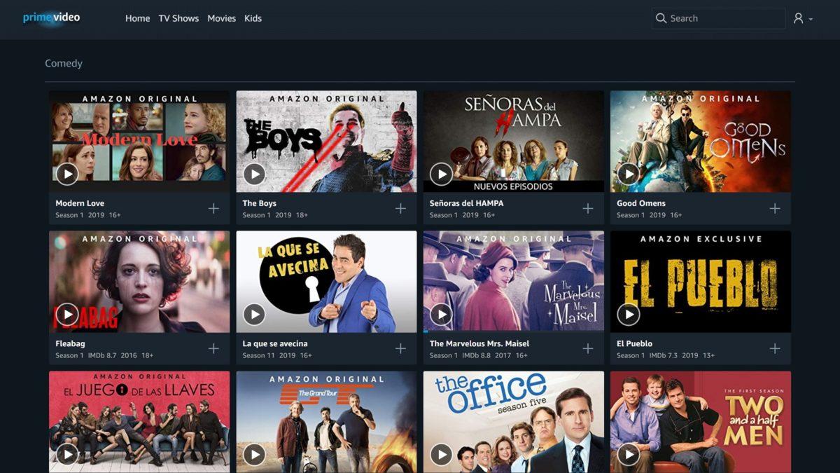 Amazon Prime Shows