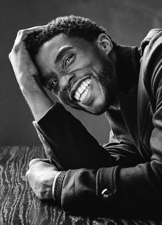Chadwick Boseman Dies at the age of 43