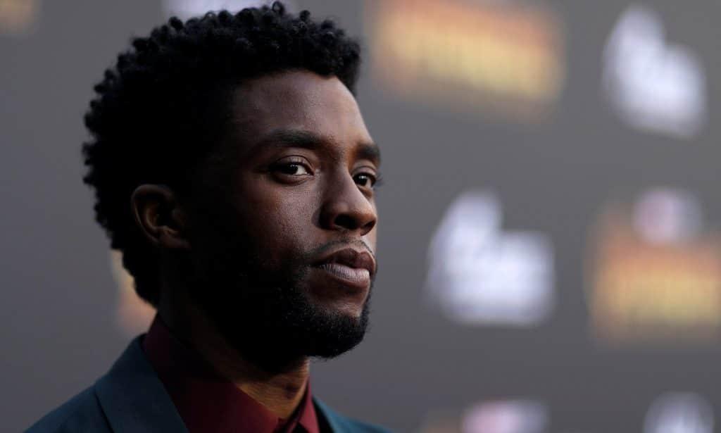 Boseman at Avengers: Infinity War Premiere