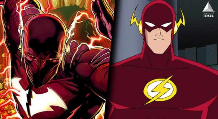 Costumes of DC's Flash