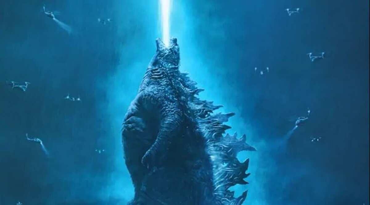 Radioactive Godzilla