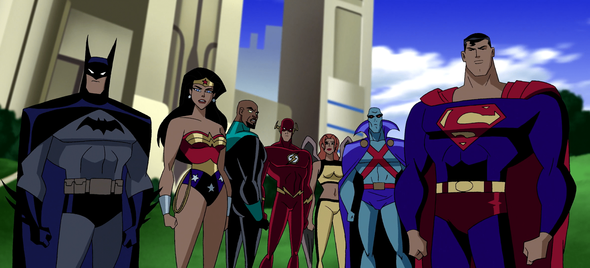 DCAU's Justice League