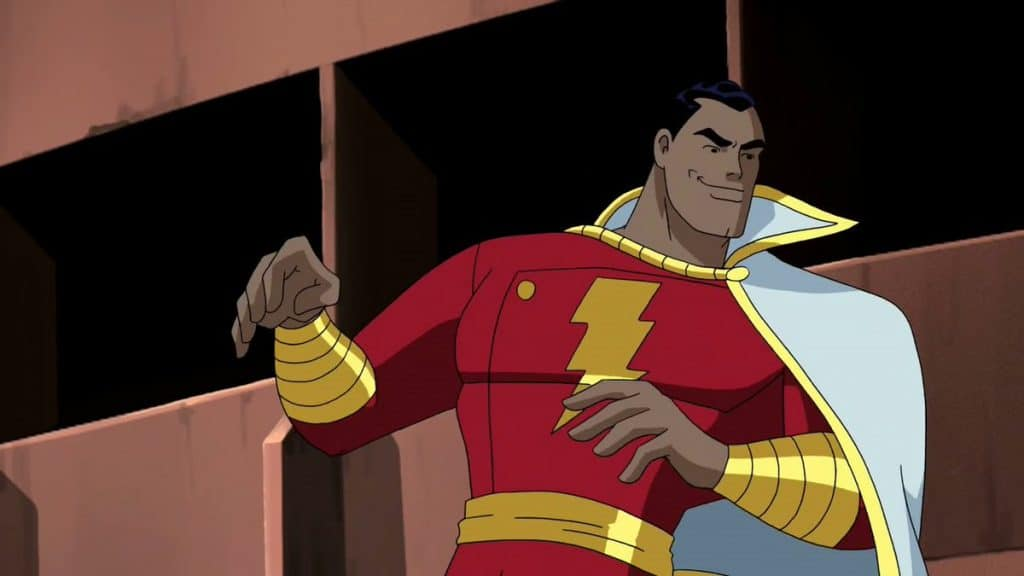 Shazam in Justice League
