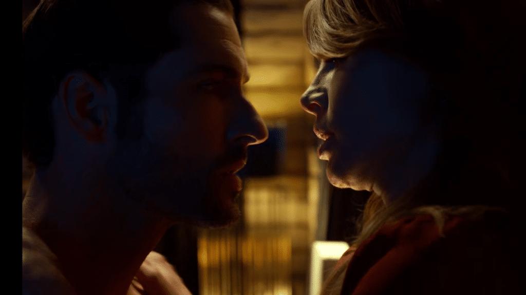 Lucifer and Chloe in Season 5