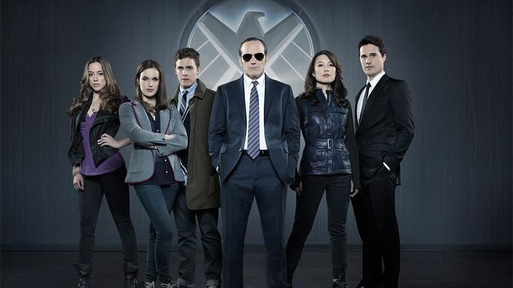 Season 1 of Agents of SHIELD
