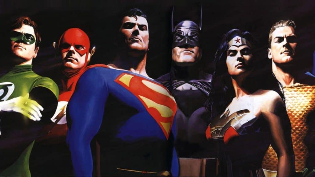 justice league mortal kingdom come poster
