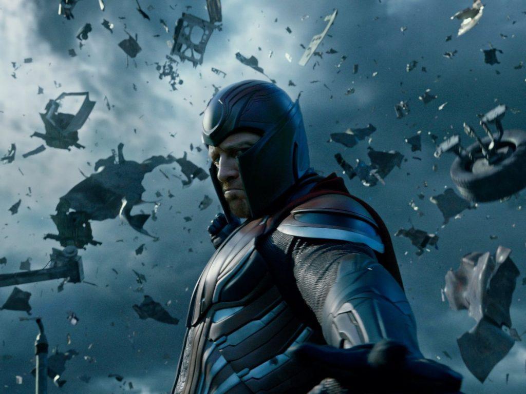 magneto in x-men apocalypse