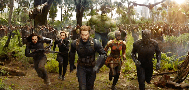 Infinity war trailer shot that was deleted from the movie