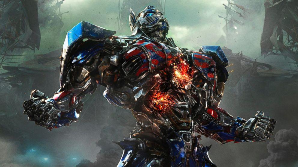 optimus prime pacifist age of extinction