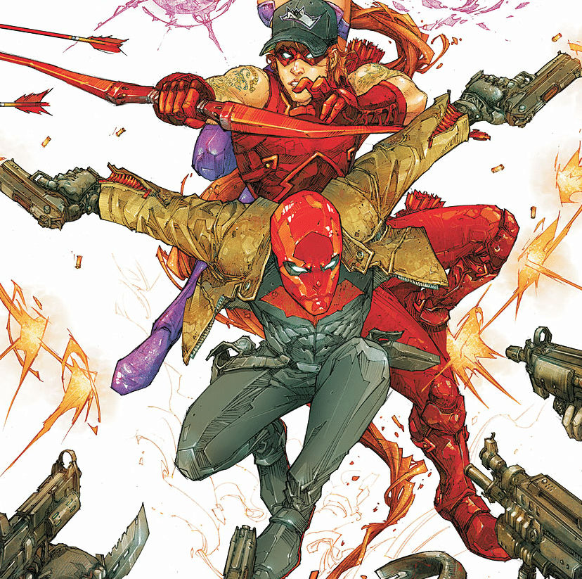 red hood roy harper outlaws