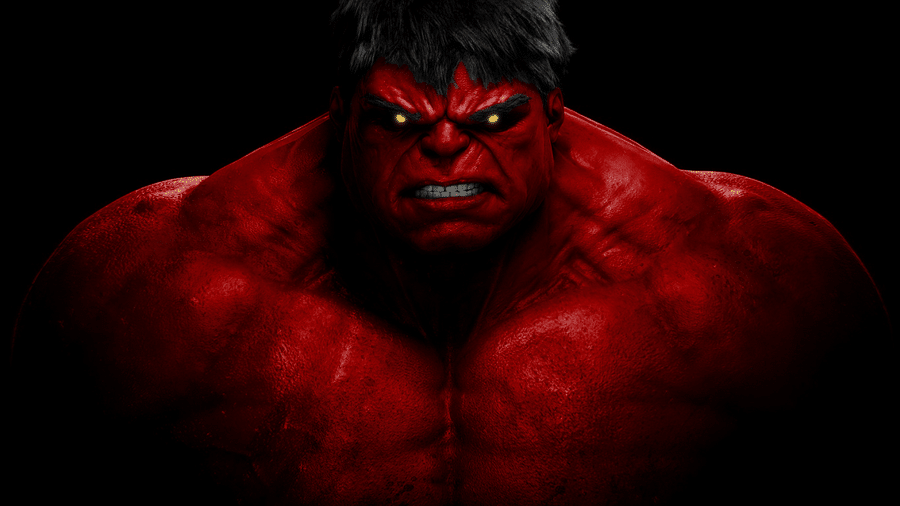 Why Red Hulk As MCU's New Big Bad After Thanos Makes ...