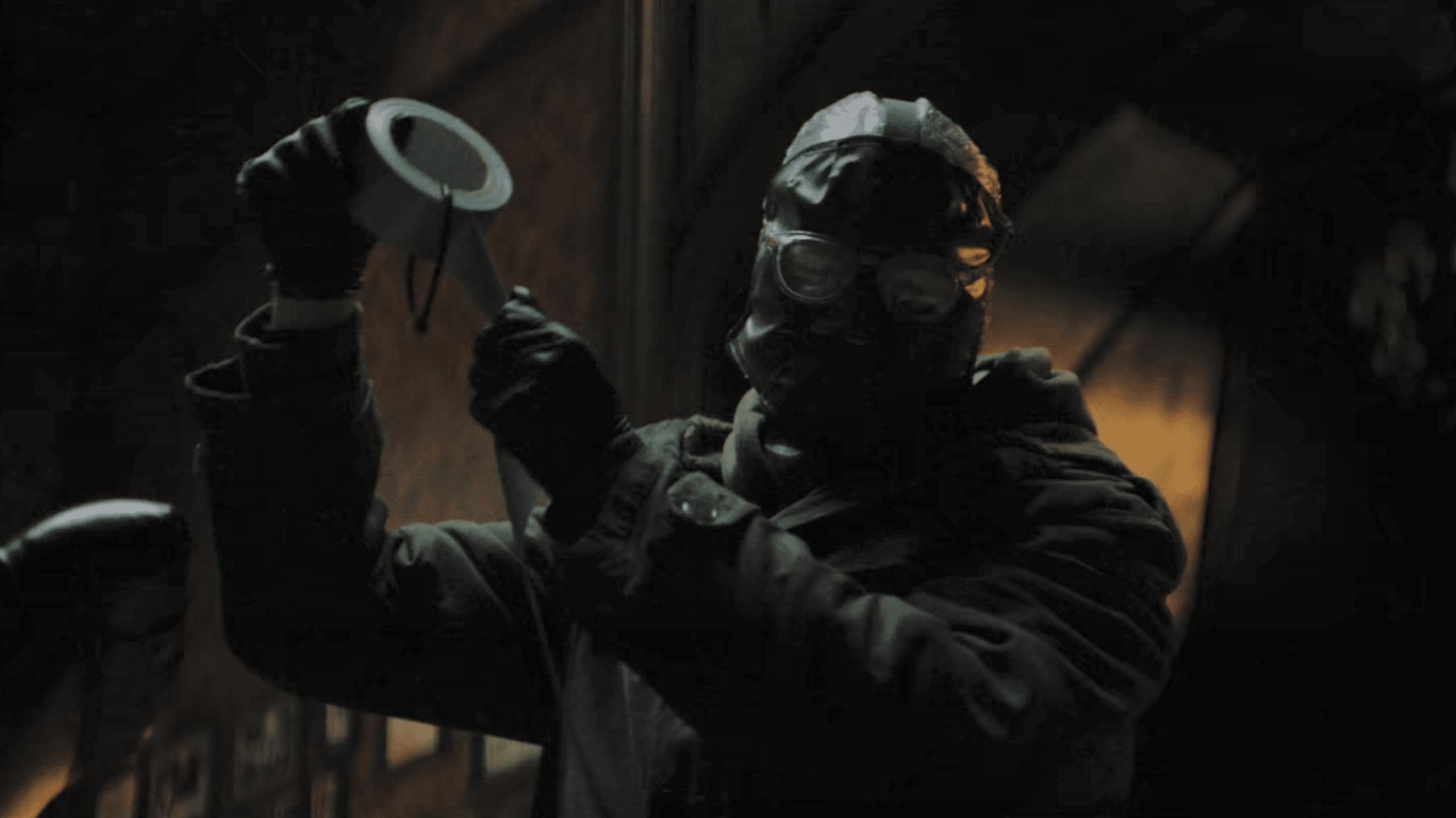 Paul Dano as The Riddler