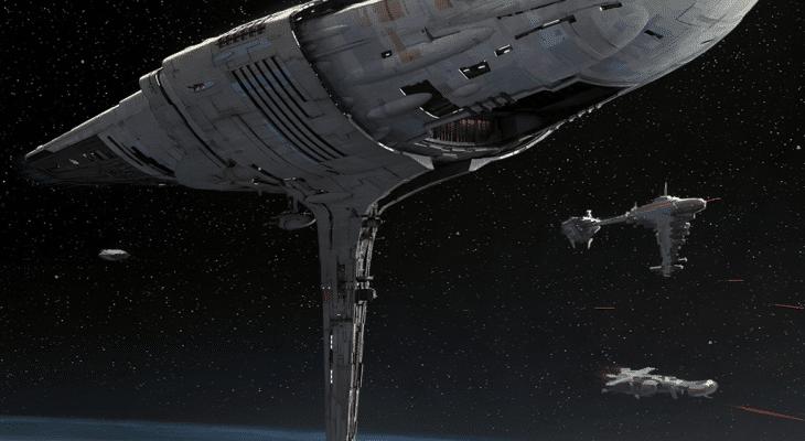 star wars warship