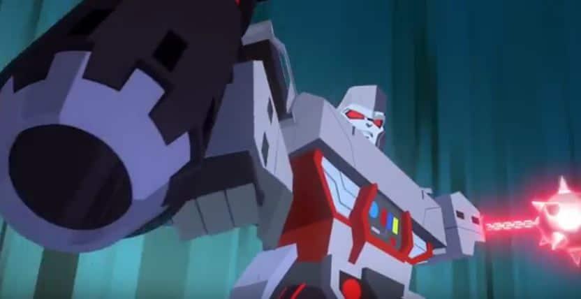 transformers megatron Cyberverse