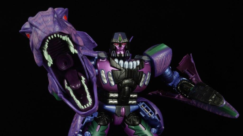 transformers megatron beast wars